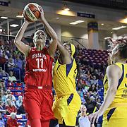 WNBA PRESEASON BASKETBALL 2018 - MAY 12 - Washington Mystics vs Indiana Fever 91-56