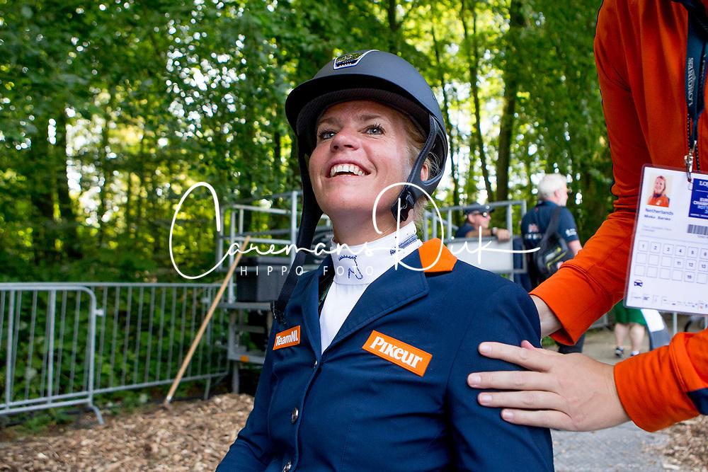 Den Dulk Nicole, NED, Wallace NOP<br /> EC Rotterdam 2019<br /> © Hippo Foto - Sharon Vandeput<br /> 25/08/19