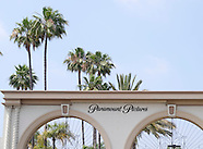 Paramount Pictures front gates