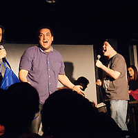 Undefined - Jeremy Wein, Jason Saenz, Rob Cantrell, Alex Edelman, Nick Turner - The PIT - 11/16/12