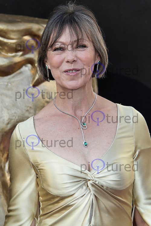 LONDON - MAY 27: Jenny Agutter attends the Arqiva British Academy Television Awards at the Royal Festival Hall, London, UK. May 27, 2012. (Photo by Richard Goldschmidt)