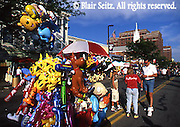 American Small Town Festivals, July 4th, Hazelton, PA