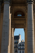 Paris 5th. the Pantheon