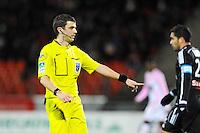 Frank SCHNEIDER  - 04.03.2015 - Evian Thonon / Lorient - Match en retard de la 26eme journee de Ligue 1 <br />Photo : Jean Paul Thomas / Icon Sport