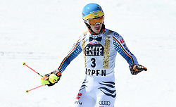 19.03.2017, Aspen, USA, FIS Weltcup Ski Alpin, Finale 2017, Slalom, Herren, im Bild Felix Neureuther (GER), // Felix Neureuther of Germany during the men's Slalom of 2017 FIS ski alpine world cup finals. Aspen, United Staates on 2017/03/19. EXPA Pictures © 2017, PhotoCredit: EXPA/ Erich Spiess