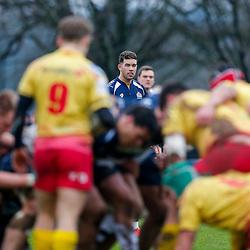 Scarlets Premiership Select v Bristol Rugby