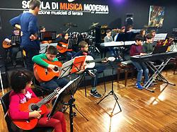 CORSI DI MUSICA PER BAMBINI<br /> SCUOLA DI MUSICA FERRARA