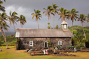 Keanae Congregational Church, , Keanae Peninsula, Hana Coast, Maui, Hawaii