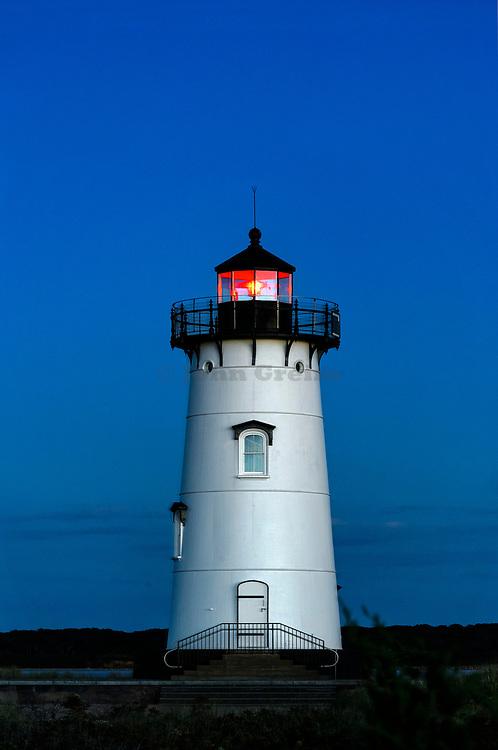 Edgartown Lighthouse, Martha's Vineyard, Massachusetts, USA
