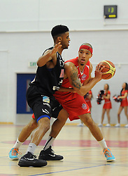 Bristol Flyers' Greg Streete - Photo mandatory by-line: Dougie Allward/JMP - Mobile: 07966 386802 - 13/03/2015 - SPORT - Basketball - Bristol - SGS Wise Campus - Bristol Flyers v Leicester Riders - British Basketball League