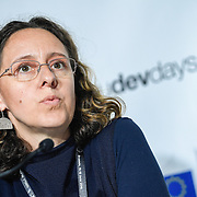 20160616 - Brussels , Belgium - 2016 June 16th - European Development Days - Culture, where art thou ? - Nina Obuljen Korzinek , Researcher , Institute for Development and International Relations © European Union