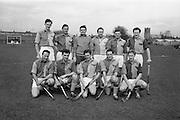 11/04/1964<br /> 04/11/1964<br /> 11 April 1964<br /> Irish Senior Hockey Cup Final, Three Rock Rovers v Church of Ireland (Cork) at Londonbridge Road, Dublin. The Three Rock Rovers team that defeated the Church of Ireland (Cork) Hockey team.