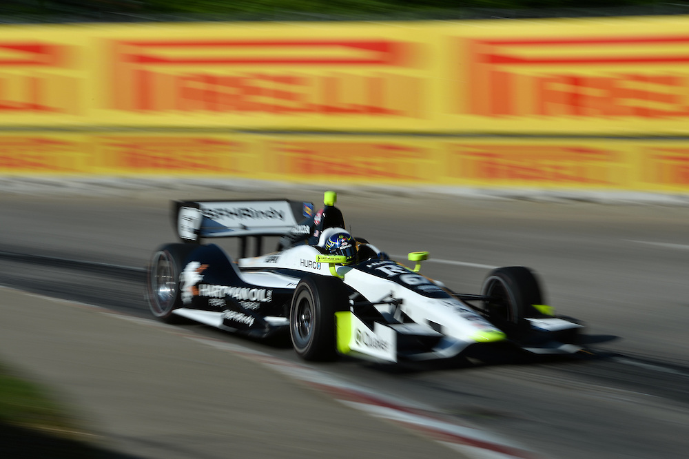 Josef Newgarden, The Raceway at Belle Isle Park, Detroit, MI USA 6/1/2014