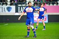 Florian FAURE - 14.03.2015 - Stade Francais / Grenoble -  20eme journee de Top 14<br /> Photo : David Winter  / Icon Sport<br /> <br />   *** Local Caption ***
