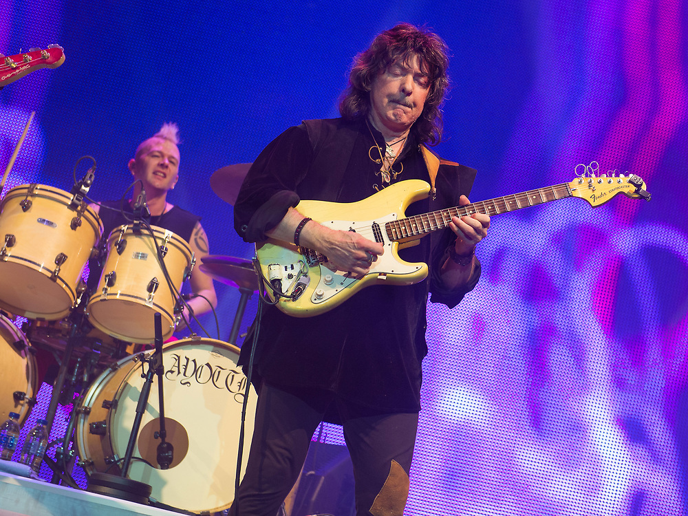 Ritchie Blackmore's Rainbow in concert at SSE Hydro, Glasgow, Great Britain 25th June 2017