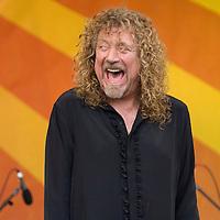 Robert Plant New Orleans Jazzfest Brenda Ladd Photo