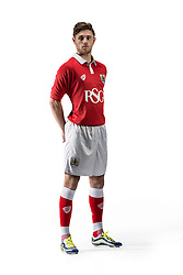 Bristol City's Wes Burns - Photo mandatory by-line: Joe Meredith/JMP - Mobile: 07966 386802 09/07/2014 - SPORT - FOOTBALL - Bristol - Ashton Gate - Bristol City Kit Launch