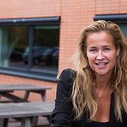 NLD/Hilversum/20130902 - Perspresentatie deelnemers Expeditie Robinson 2013, Paulien Huizinga