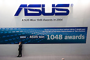 CeBit in Hannover/Lower Saxony is the the world's biggest annual IT fair..Asus won 1048 awards ;-)
