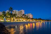 Waikiki Beach Marriott, Waikiki, Oahu, Hawaii