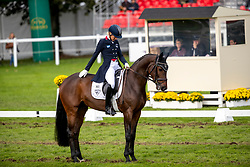 Klimke Ingrid, GER, Equistros Siena Just Do It<br /> Mondial du Lion - Le Lion d'Angers 2019<br /> © Hippo Foto - Dirk Caremans<br />  18/10/2019