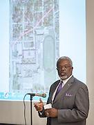 Public meeting at Washington High School, June 2, 2015.