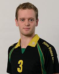 29-10-2014 NED: Selectie Prima Donna Kaas Huizen mannen, Huizen<br /> Selectie seizoen 2014-2015 / Herman Rempe
