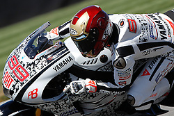 27.08.2010, Motor Speedway, Indianapolis, USA, MotoGP, Red Bull Indianapolis Grand Prix, im Bild Jorge Lorenzo - Fiat Yamaha team, EXPA Pictures © 2010, PhotoCredit: EXPA/ InsideFoto/ Semedia *** ATTENTION *** FOR AUSTRIA AND SLOVENIA USE ONLY!