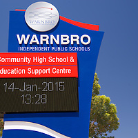 LED Sign - Warnbro WA - 14 Jan 15