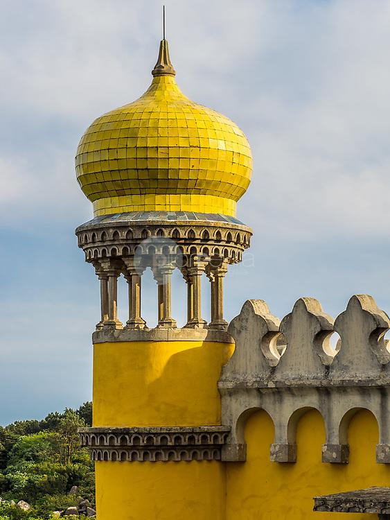 Cupula. Palacio da Pena, Sintra ©Javier Abad / PILAR REVILLA