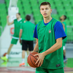 20150929: SLO, Basketball - Practice session of KK Union Olimpija