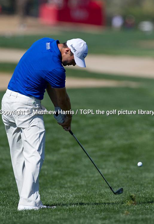 Martin KAYMER (GER) during first round Abu Dhabi HSBC Golf Championship 2016, Abu Dhabi GC,Abu Dhabi,UAE.