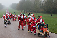 2019-11-24 Windsor Santa Dash for Alexander Devine