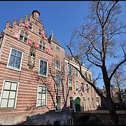 Nederland, Utrecht, 09-03-2012 Exterieur Pasuhuize. FOTO: Gerard Til