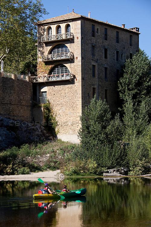 Pont du Gard France and the Roman Aqueduct