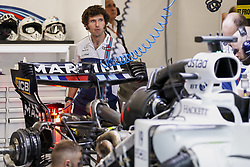 August 25, 2017 - Spa-Francorchamps, Belgium - Motorsports: FIA Formula One World Championship 2017, Grand Prix of Belgium, .Guy Martin (GBR) (Credit Image: © Hoch Zwei via ZUMA Wire)