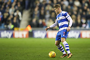 Jake Bidwell of Queens Park Rangers during the EFL Sky Bet Championship match between Millwall and Queens Park Rangers at The Den, London, England on 29 December 2017. Photo by Toyin Oshodi.
