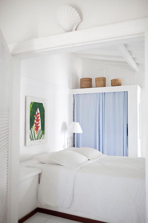 The Brigitte Bardot room at Pousada do Sol