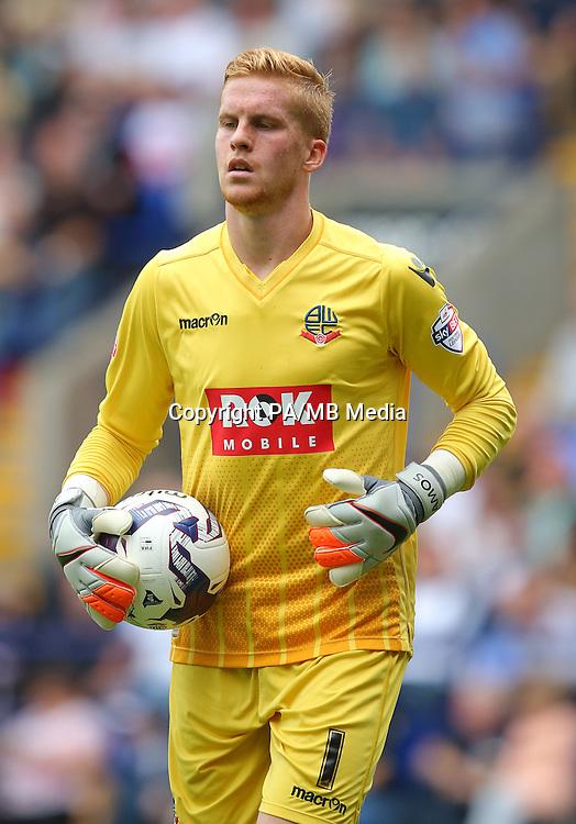 Bolton Wanderers goalkeeper Ben Amos