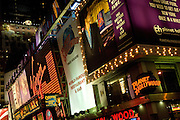 Times Square and Theater distric,Manhattan,New York,U.S.A.