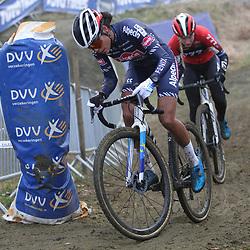 01-01-2020: Wielrennen: DVV trofee veldrijden: Baal:Ceylin Alvarado: Annemarie Worst