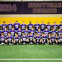 2014 Berryville Bobcats Football Team & Individuals