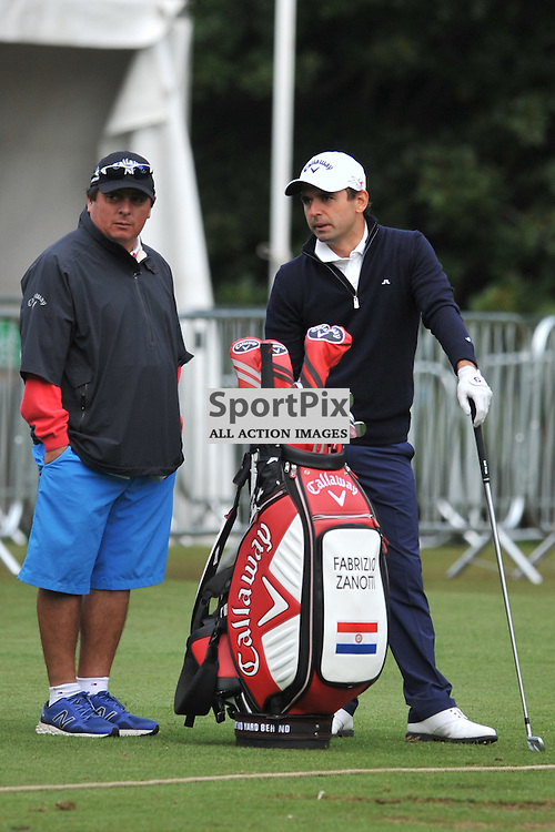 Fabrizio Zanotti Paraguy, British Masters, European Tour, Woburn Golf Club, 8th October 2015