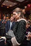 LADY SOPHIA HAMILTON, Book launch for ' Daughter of Empire - Life as a Mountbatten' by Lady Pamela Hicks. Ralph Lauren, 1 New Bond St. London. 12 November 2012.