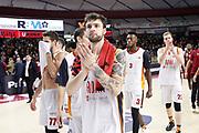 Virtus Roma<br /> Umana Reyer Venezia vs Virtus Roma<br /> Legabasket SerieA 2019-2020<br /> Venezia (VE), 26/12/2019<br /> Foto  Ciamillo-Castoria <br /> Delusione