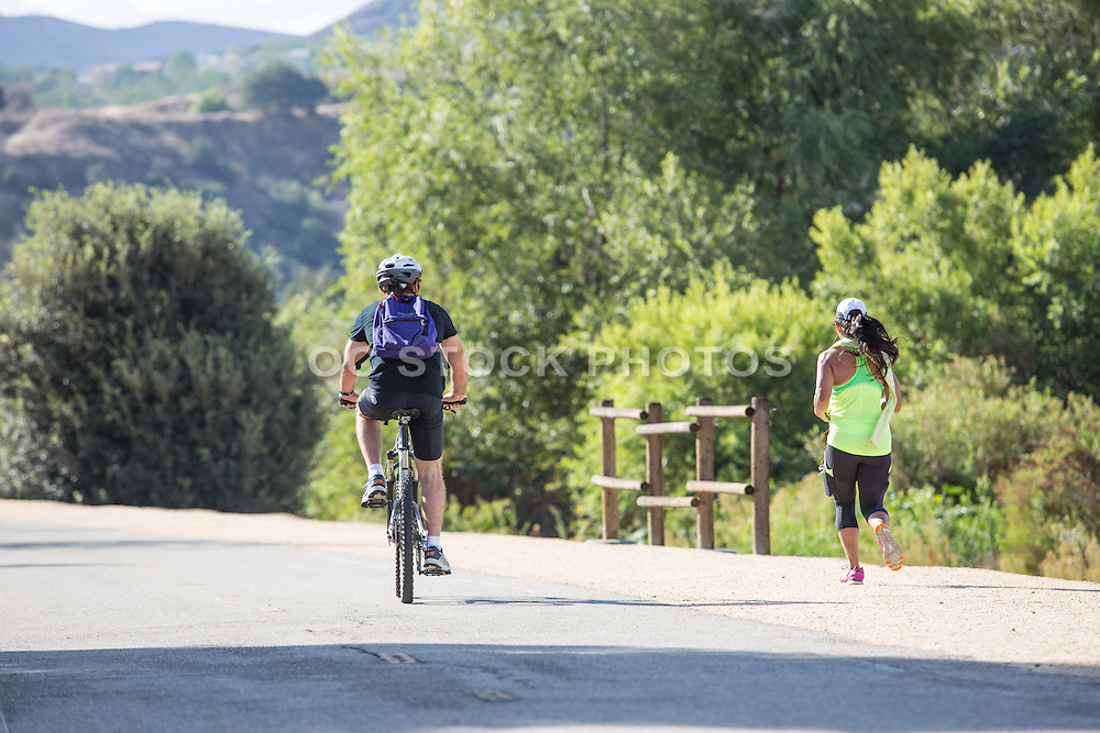 Active Living in Yorba Linda of Orange County California