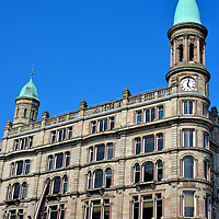 Cleaver House in Belfast, Northern Ireland<br />