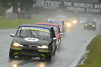 #94 Phil Goodwin Rover Metro during the MGCC Drayton Manor Park MG Metro Cup at Oulton Park, Little Budworth, Cheshire, United Kingdom. September 03 2016. World Copyright Peter Taylor/PSP.