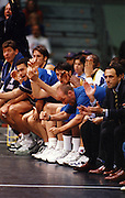 Europei Barcellona 1997<br /> team italia