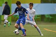 06.05.2017; Zuerich; <br /> Fussball FCZ Academy - FC Zuerich FE13 Oberland_FE13 TBOE; <br /> Alex Calia (Zuerich) <br /> (Andy Mueller/freshfocus)